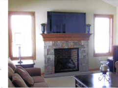 Fireplaces - Indoors