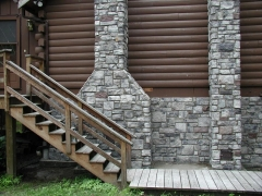 Log & Timber Homes
