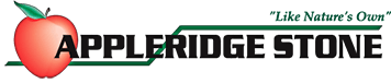 Appleridge Stone Logo
