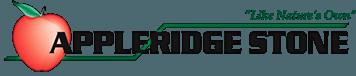 Appleridge Stone Logo
