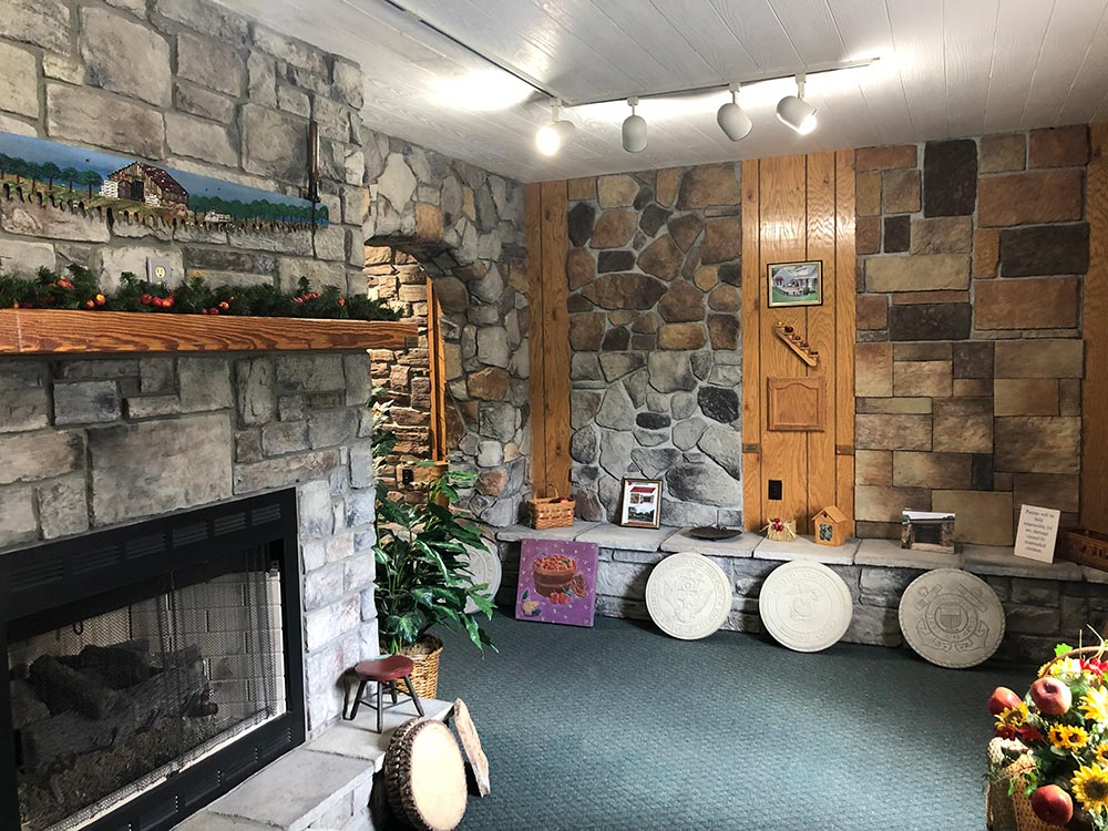 Pictures Of Fireplaces With Stone